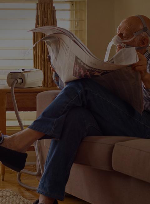 ResMed-BPCO-patient-ventilation-non-invasive-domicile-mobile