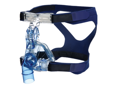 Ultra-Mirage-non-vented-nasal-mask-for-noninvasive-ventilation-treatment-ResMed