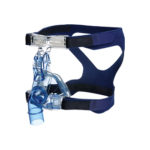 Ultra-Mirage-non-vented-nasal-mask-left-view-resmed